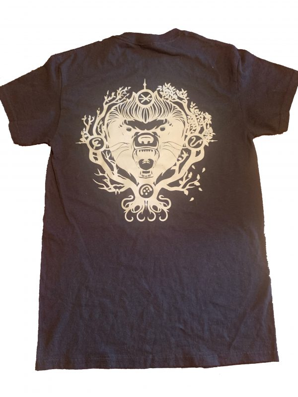 Honey Badger Crest Logo Shirt